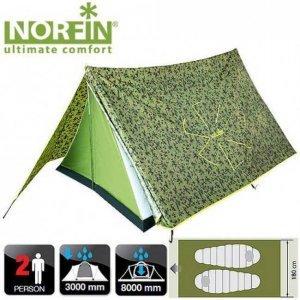 Двухместная палатка Norfin Tuna 2 NC