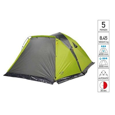 Палатка автоматическая Norfin Trout 5