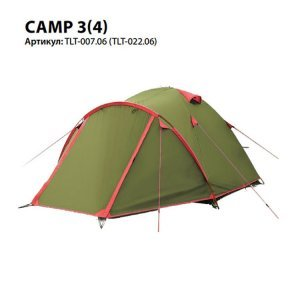 Палатка Tramp Lite Camp 3