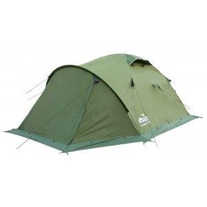 Палатка Tramp Mountain 3 (V2), Green
