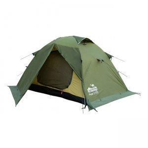 Палатка Tramp Peak 2 (V2), Green