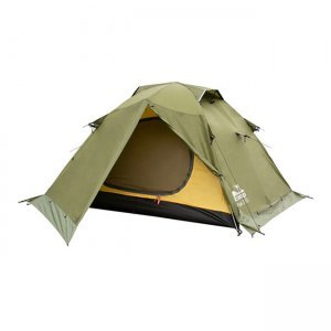 Палатка Tramp Peak 3 (V2), Green