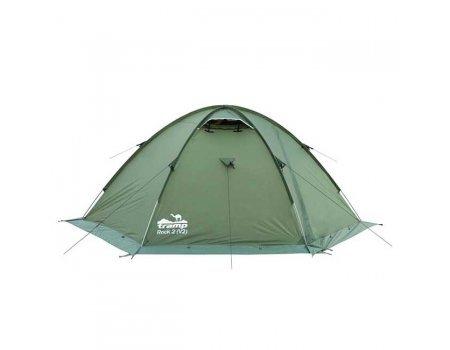 Палатка Tramp Rock 2 (V2), Green