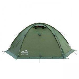 Палатка Tramp Rock 3 (V2), Green