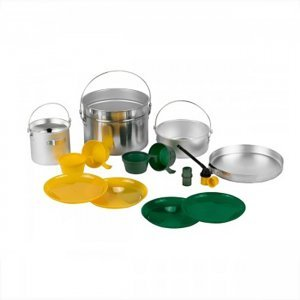 Набор посуды Helios HS-NP 010048-00, 14 предметов