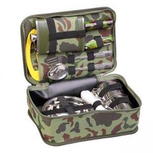 Набор посуды в сумке-чехле милитари Helios MPB-9