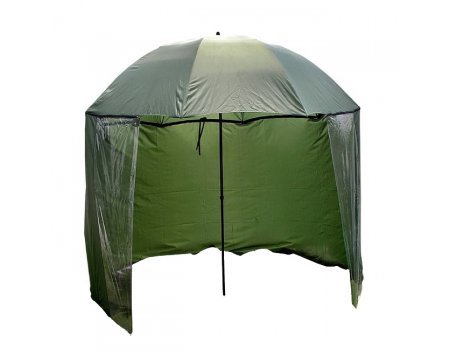 Зонт рыболовный с тентом Mifine 55051, D-220см