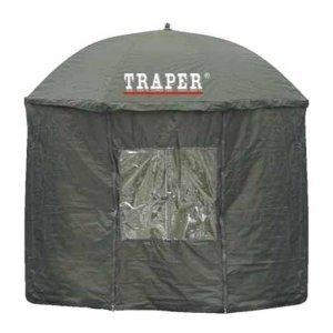 Зонт Traper Zabudowany (закрытый 360°), D-250см