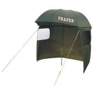 Зонт Traper со шторкой 58015, D-250см
