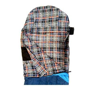 Спальный мешок Junior (Джуниор) XL 207x90x30 см, +20C/-5C
