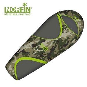 Спальный мешок-кокон Norfin Scandic Plus 350 L 230х90см, -10С/+10С