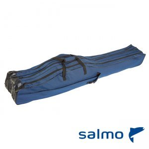 Чехол для удилищ Salmo S2130-03HA на три отсека, 130см