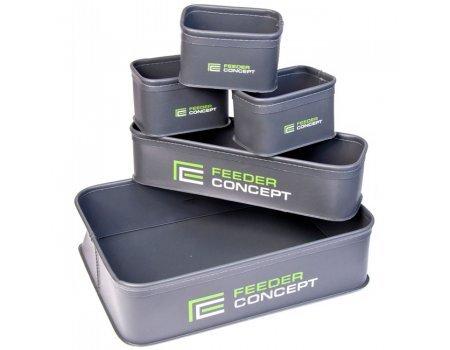 Емкости для прикормки и насадки Feeder Concept FC103B, 5шт (EVA)