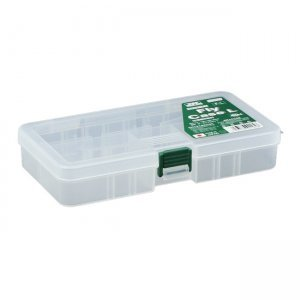 Коробка рыболовная Meiho SFC Fly Case L, 18.6x10.3x3.4см
