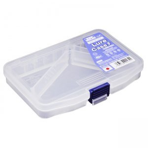 Коробка рыболовная Meiho SFC Lure Case F, 14.6x10.3x2.3см