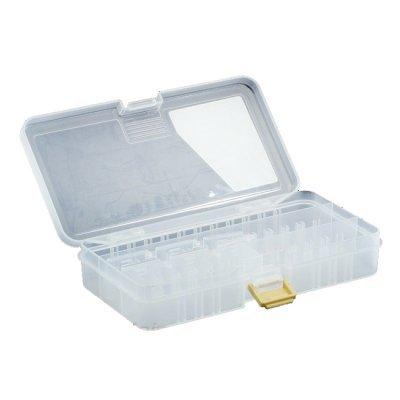 Коробка рыболовная Meiho SFC Worm Case L, 18.6x10.3x3.4см