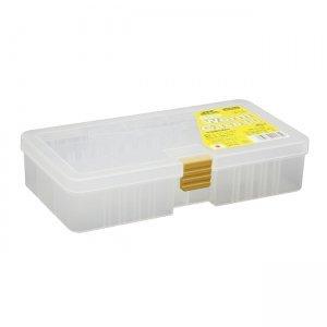 Коробка рыболовная Meiho SFC Worm Case LL, 21.4x11.8x4.5см