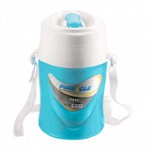 Изотермический контейнер для жидкости Pinnacle Platino (голубой), 1л