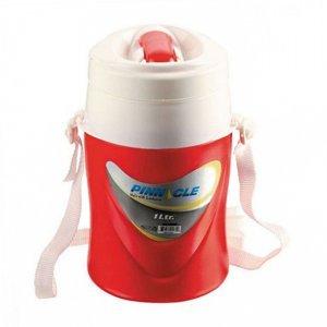 Изотермический контейнер для жидкости Pinnacle Platino (красный), 1л