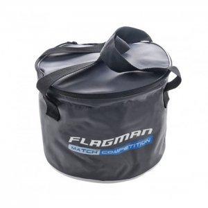 Мягкое ведро c крышкой Flagman Bucket With Cover, 9.8л