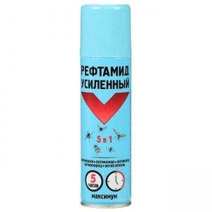 Репеллент Рефтамид 5 в 1 Экстра Максимум (усиленный), 150мл