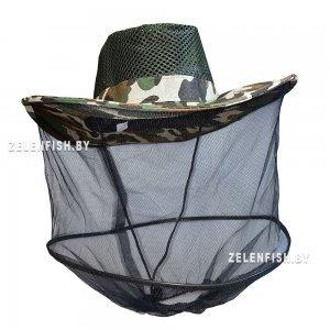 Накомарник шляпа Comfortika V2, 2 кольца