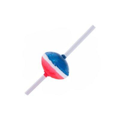 Поплавок зимний Пирс Микроша с трубкой №1, 0.4г