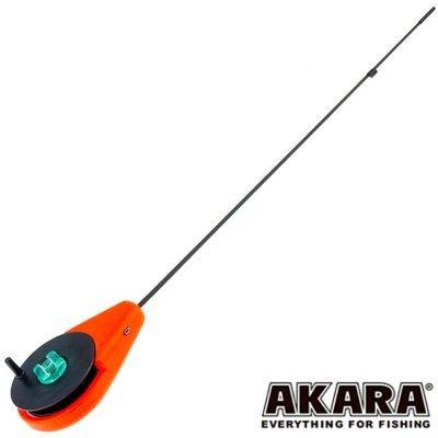 Зимняя удочка Akara BRZ-R, 27см (1-6гр)