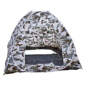 Палатка зимняя Dodger B, 2x2x1.5м (дно на молнии)