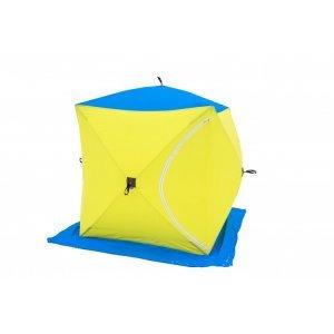 Палатка зимняя Стэк Куб-1