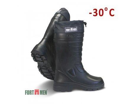 Сапоги зимние ПластТрейд Козырь с манжетой ЭВА -30°C