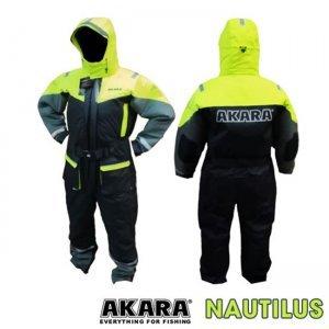 Костюм поплавок зимний Akara Nautilus -25°С
