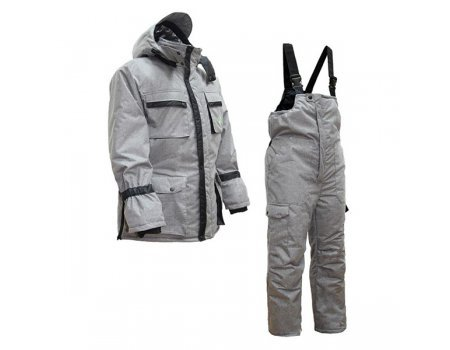 Костюм зимний Elemental Duergar -35°С, серый меланж