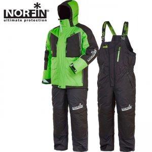 Костюм зимний Norfin Discovery 2 LE (Green) -35°С