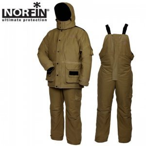 Костюм зимний Norfin Hunting Wild Green -30°С
