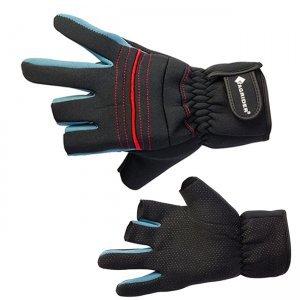 Перчатки Tagrider TR 2102-5 неопреновые, 3 откидных пальца