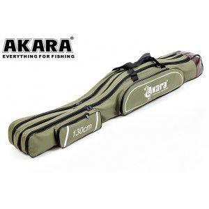 Чехол для удилищ AKARA Fishing Lux, 130см