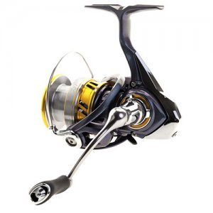 Катушка Daiwa Regal-18 LT 1000D, 9п.+1р.п