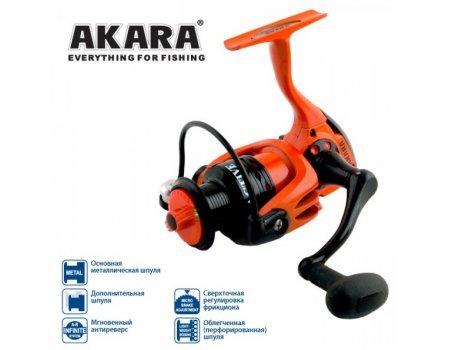 Катушка Akara Active AF2000, 4п.+1р.п