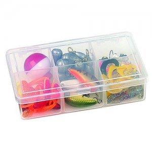 Коробка рыболовная Flambeau 1002 Tuff Tainer Zerust