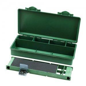 Коробка с поводочницей Carpex 74-PK-A01, 35х18х7см