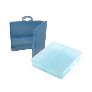 Коробка рыболовная Salmo для микроджига и твистеров, 8.5x7.2x1.8см