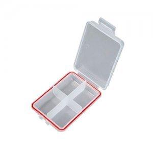 Коробка водонепроницаемая Salmo Waterproof, 10.5x7x2.5см
