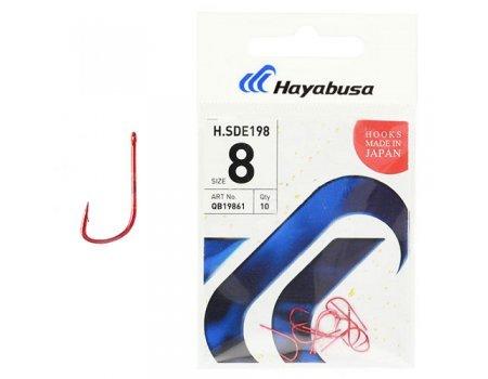 Крючки Hayabusa H.SDE198 №14 R