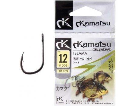 Крючки Kamatsu Iseama №12