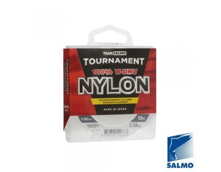 Леска монофильная Team Salmo Tournament 50м
