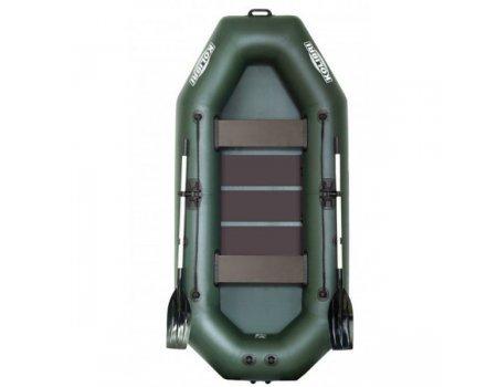 Лодка надувная ПВХ Колибри К-300СТ (слань-коврик)
