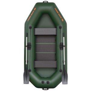 Лодка надувная ПВХ Колибри К-260Т (слань-коврик)