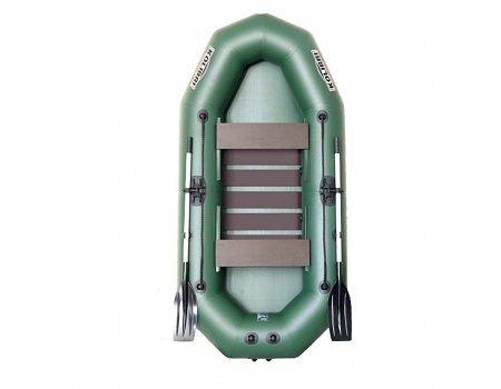 Лодка надувная ПВХ Колибри К-290Т (слань-коврик)