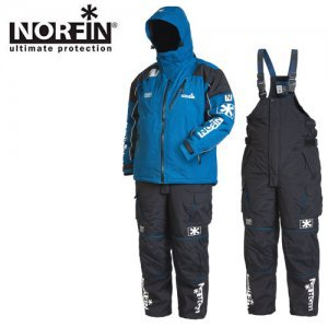 Костюм межсезонный мембранный Norfin Verity Blue Limited Edition -10°С